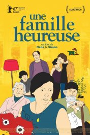 background picture for movie Une famille heureuse