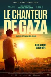 background picture for movie Le chanteur de Gaza
