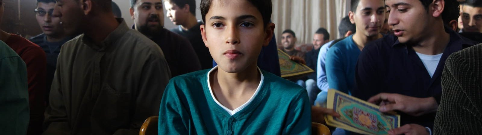 Photo du film : Le chanteur de Gaza