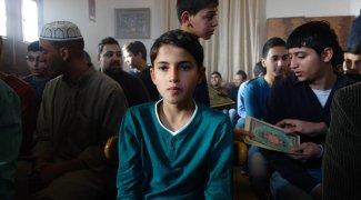 Affiche du film : Le chanteur de Gaza