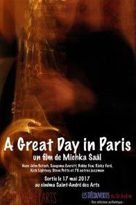 Affiche du film : A Great Day in Paris