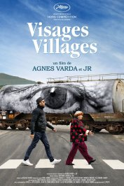 background picture for movie Visages, villages