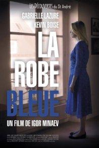 Affiche du film : La robe bleue