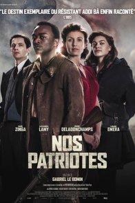 Affiche du film : Nos patriotes