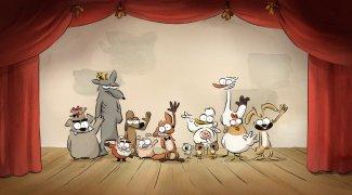 Affiche du film : Le grand méchant renard & autres contes