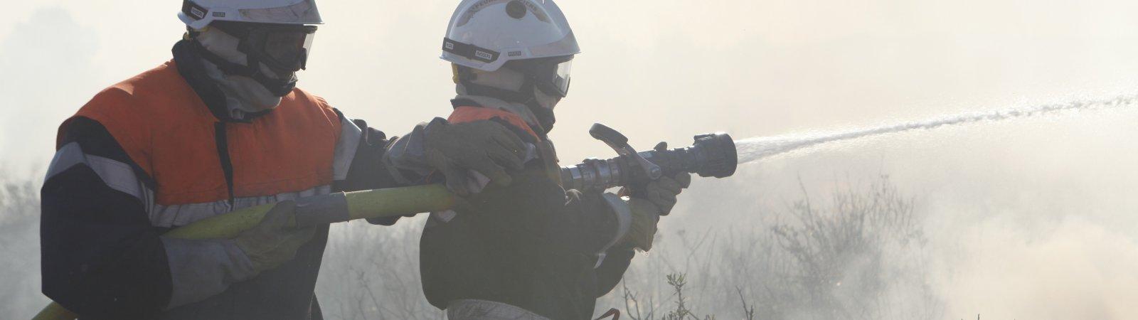 Photo du film : Les hommes du feu