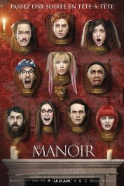 background picture for movie Le manoir