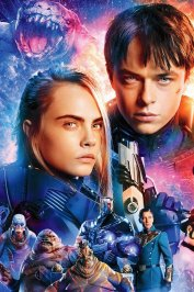 background picture for movie Valérian et la Cité des Mille Planètes