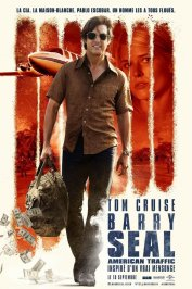background picture for movie Barry Seal : American Traffic