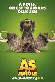 background picture for movie Les As de la jungle
