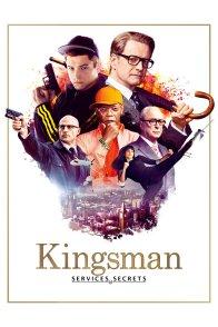 Affiche du film : Kingsman : le cercle d'or