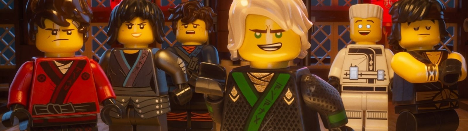 Photo du film : Lego Ninjago : le film