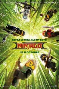 Affiche du film : Lego Ninjago : le film