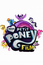background picture for movie My Little Pony : le film