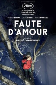 Affiche du film : Faute d'amour (Loveless)