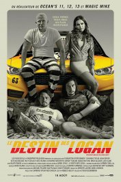 background picture for movie Logan Lucky