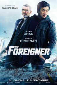 Affiche du film : The Foreigner