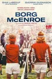 background picture for movie Borg VS McEnroe
