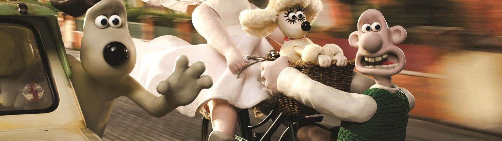 Photo du film : Wallace & Gromit : coeurs à modeler