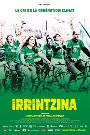 background picture for movie Irrintzina, le cri de la génération climat