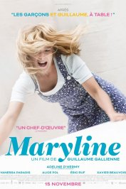 background picture for movie Maryline