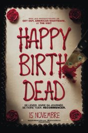 background picture for movie Happy Birthdead