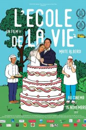 background picture for movie L'École de la vie