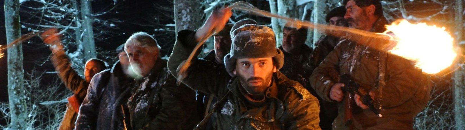 Photo dernier film George Ovashvili