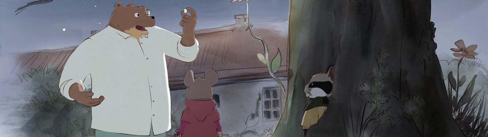 Photo du film : Ernest et Célestine en hiver