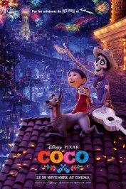 background picture for movie Coco