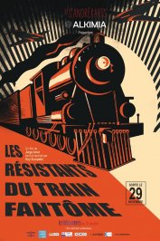 background picture for movie Les Résistants du train fantôme