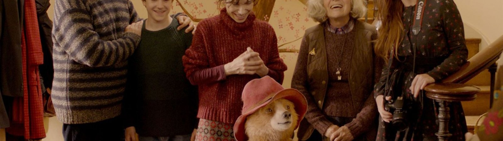 Photo du film : Paddington 2