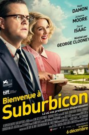 background picture for movie Bienvenue à Suburbicon