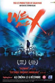 Affiche du film : We Are X
