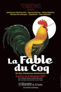 Affiche du film : La Fable du coq