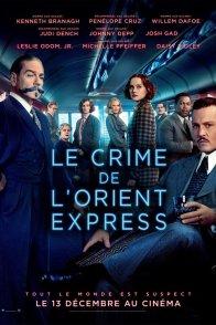 Affiche du film : Le Crime de l'Orient-Express