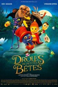 Affiche du film : Drôles de petites bêtes