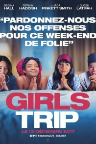 Affiche du film : Girls Trip