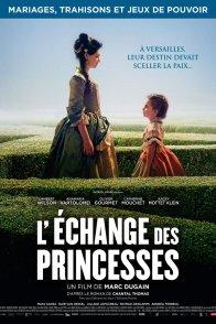 Affiche du film : L'Échange des princesses