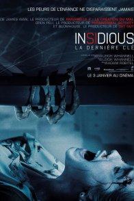 Affiche du film : Insidious : la dernière clé