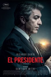 background picture for movie El Presidente