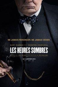 Affiche du film : Les Heures sombres
