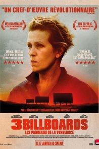 Affiche du film : 3 Billboards : les panneaux de la vengeance