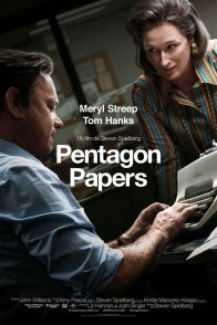 Affiche du film : Pentagon Papers