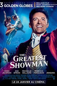 Affiche du film : The Greatest Showman