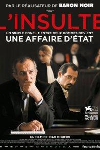 Affiche du film : L'Insulte
