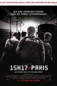 Affiche du film : Le 15 : 17 pour Paris