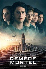 Affiche du film : Le Labyrinthe : le remède mortel