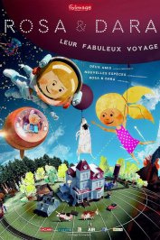 background picture for movie Rosa & Dara : leur fabuleux voyage