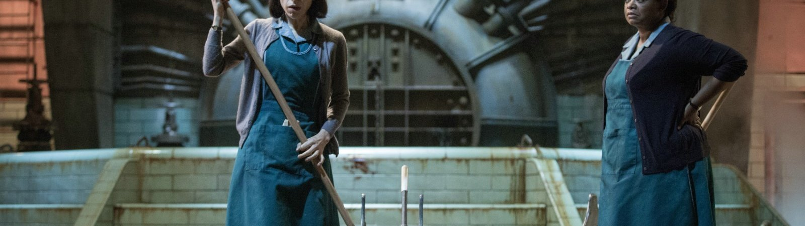 Photo du film : La Forme de l'eau - The Shape of Water
